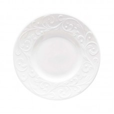 "Lenox Opal Innocence Carved 6.5"" Party Plate LNX4749"
