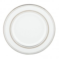 "kate spade new york Library Lane Platinum 5.5"" Saucer KSNY1530"