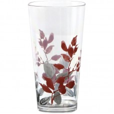 Corelle Kyoto Leaves Acrylic 19 oz. Drinkware set REL2456