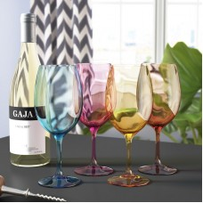 Latitude Run 20 Oz Wine Glass Set LTRN2299