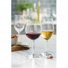 Libbey Vineyard Reserve Glass 12-Piece Assorted All-Purpose Glass Set LIB1493