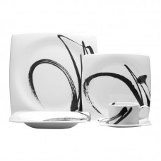 Red Vanilla Paint It 5 Piece Place Setting, Service for 1 RVZ1308