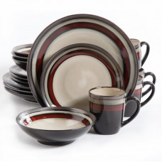 Three Posts Lakemore 16 Piece Dinnerware Set, Service for 4 THPS4440
