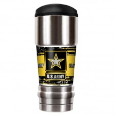 Great American Products US Armed Forces 18 oz. Stainless Steel Travel Tumbler GQP3529