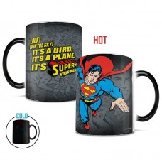 Morphing Mugs DC Comics Originals It's Superman Personalize Coffee Mug MUGS1330