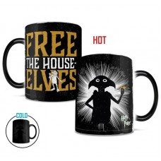 Morphing Mugs Harry Potter Dobby Free the House Elves Coffee Mug MUGS1320