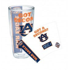 Tervis Tumbler Collegiate Auburn Iron Bowl 24 oz. Plastic Every Day Glass TTT22787
