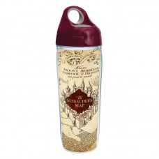 Tervis Tumbler Harry Potter™ The Marauder's Map Water Bottle 24 oz. Plastic TTT23153