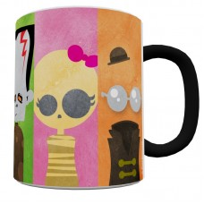 Trend Setters Monsters Morphing Mug VKY1142