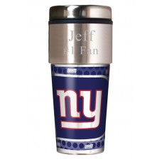 JDS Personalized Gifts NFL Travel Tumbler JMSI2869