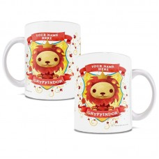 Trend Setters Harry Potter Personalized Gryffindor Chibi Cute Geek Coffee Mug VKY1454