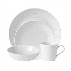 Gordon Ramsay Maze 4 Piece Place Setting, Service for 1 SAY1175