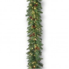 The Holiday Aisle Garwood Spruce Garland THDA2060