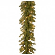 Three Posts Fir Pre-Lit Garland THPS3024