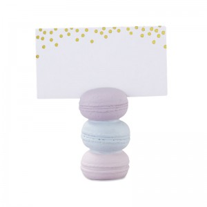 The Holiday Aisle Macaroon Place Card Holder THLY6137