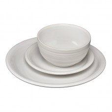 Fiesta Bistro 3 Piece Plate Setting, Service for 1 FIE4002