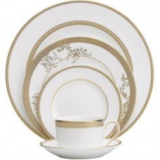 Vera Wang Vera Lace 5 Piece Place Setting, Service for 1 VRWG1107