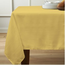 Laurel Foundry Modern Farmhouse Humboldt Solid Spill Proof Fabric Tablecloth LFMF3115