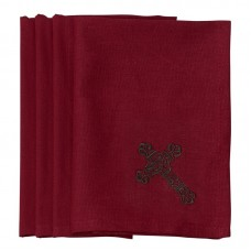Loon Peak Larimer Cross Napkin LOPK6176