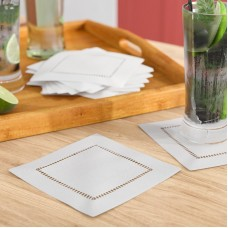 Three Posts Winnetka Cocktail Napkin TRPT4611