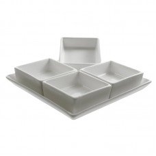 Latitude Run Allender Pocket Condiment Tray LRUN3610