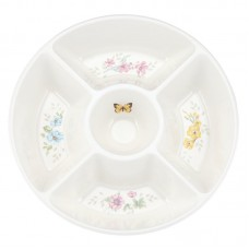 Lenox Butterfly Meadow Melamine 5 Part Server LNX6867