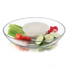 Libbey Selene 3 Piece Chip and Dip Bowl LIB1520