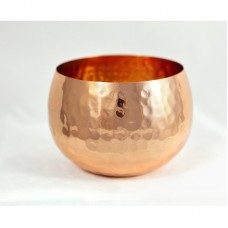 Alchemade Hammered Copper Bowl ALCH1016