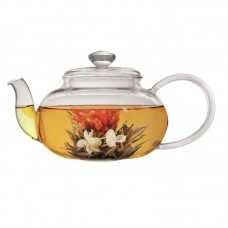 Primula Lea 0.7-qt. Teapot with Infuser and 2 Flowering Tea PLU1126