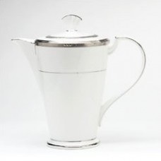 Noritake Chatelaine Platinum 6 Cup Coffee Server NTK1422