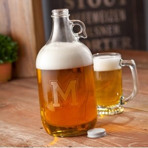 JDS Personalized Gifts Growler JMSI1054