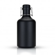 Viski Harrison Stainless Steel 64 Oz. Growler VSKI1066