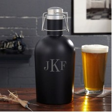 Home Wet Bar Personalized 64 oz. Beer Growler HWTB1096