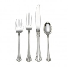 Reed Barton 18th Century Collection 4 Piece Flatware Set RBA1000