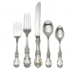 Reed Barton 5 Piece Flatware Set RBA4094